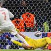 Morata, historia y frustración en la eliminación de España