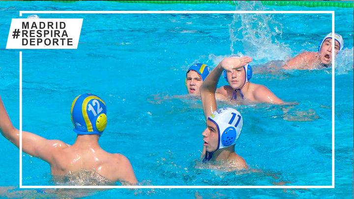 Tres Cantos, subcampeón de España de la Tercera división de waterpolo