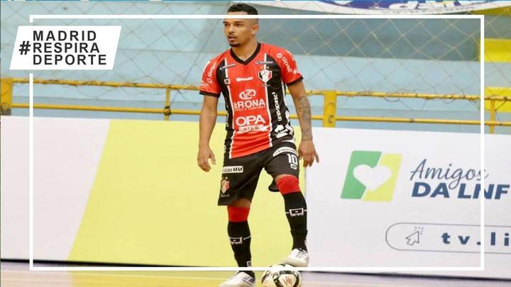 El brasileño Igor Carioca, segundo fichaje de Movistar Inter