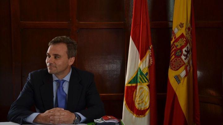 Javier Bravo, nuevo presidente de la RSD Alcalá, presenta 'La factoría del Val'