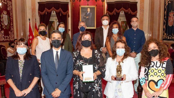 Care Santos recibe el Premio Cervantes Chico 2020 tras aplazarlo por el covid