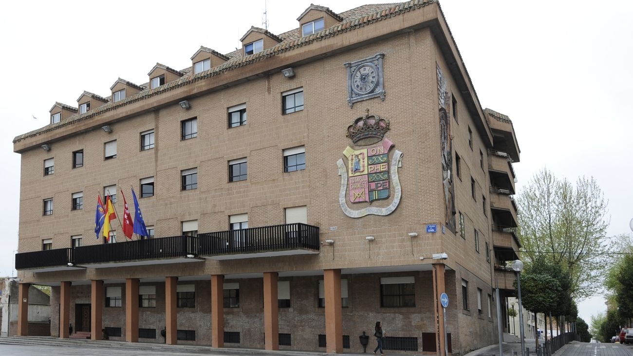 Ayuntamiento de Móstoles