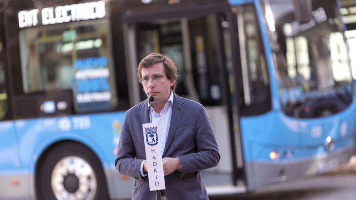 Las líneas 33 y 50 de la EMT ya tienen todos su autobuses eléctricos