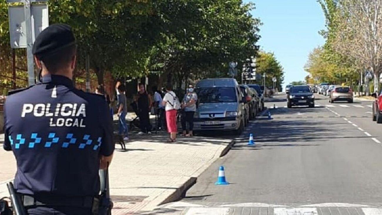 Policía Local de San Fernando de Henares