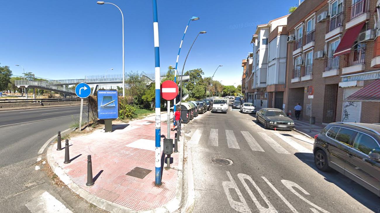 Viviendas de Getafe próximas a la autovía de Toledo