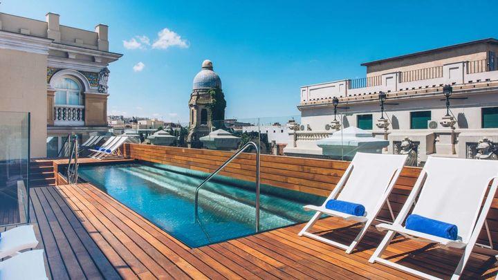 Las cinco piscinas con las mejores vistas en las alturas de Madrid
