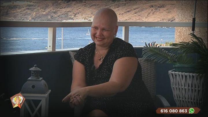 """Visitamos a Hilda en los momentos más duros de su cáncer: """"Siento que me estoy apagando"""""""