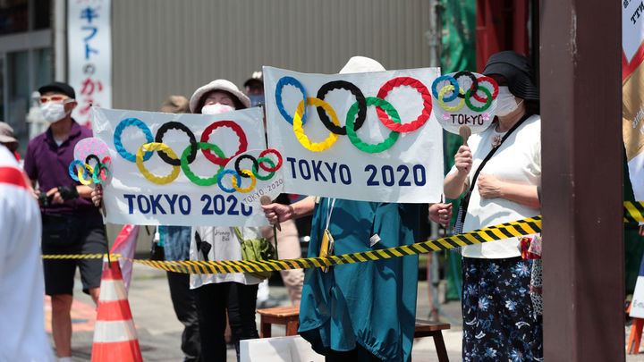 Los Juegos Olímpicos de Tokio se disputarán a puerta cerrada