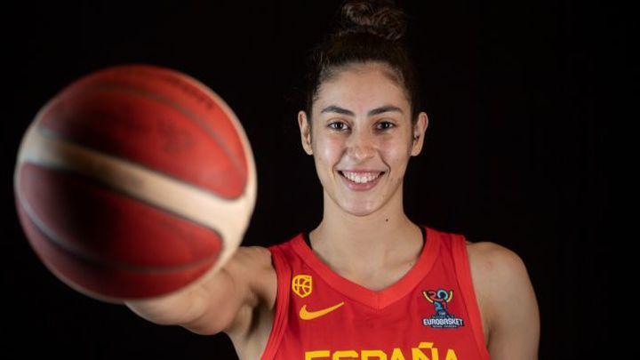 """María Conde: """"En Tokio queremos resarcirnos del palo del Eurobasket"""""""