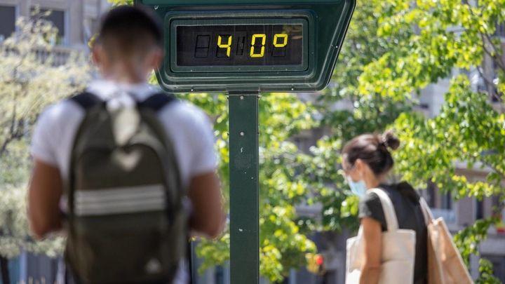 Estos son los municipios más calurosos de Madrid