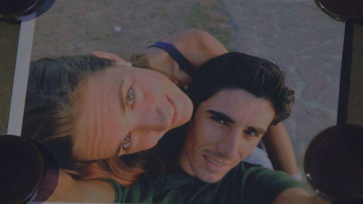 Así se conocieron el torero Víctor Barrio y su mujer, Raquel