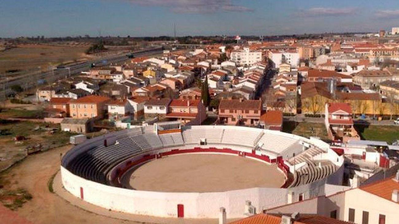 Plaza de toros de Villarejo de Salvanés