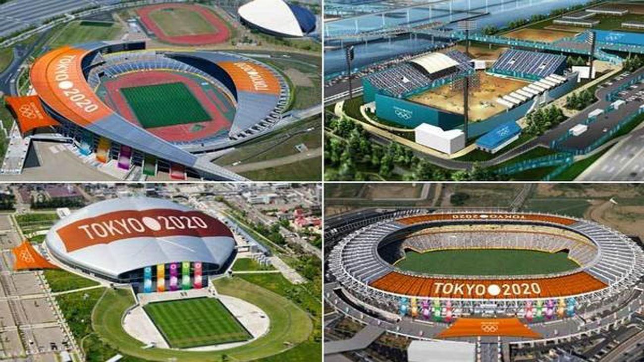 Instalaciones olímpicas