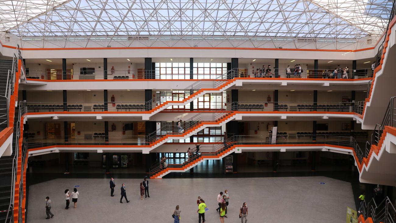 Campus de Somosaguas de la UCM