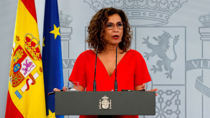 Montero dice que el Gobierno salvó a Madrid en 2020 de tener déficit