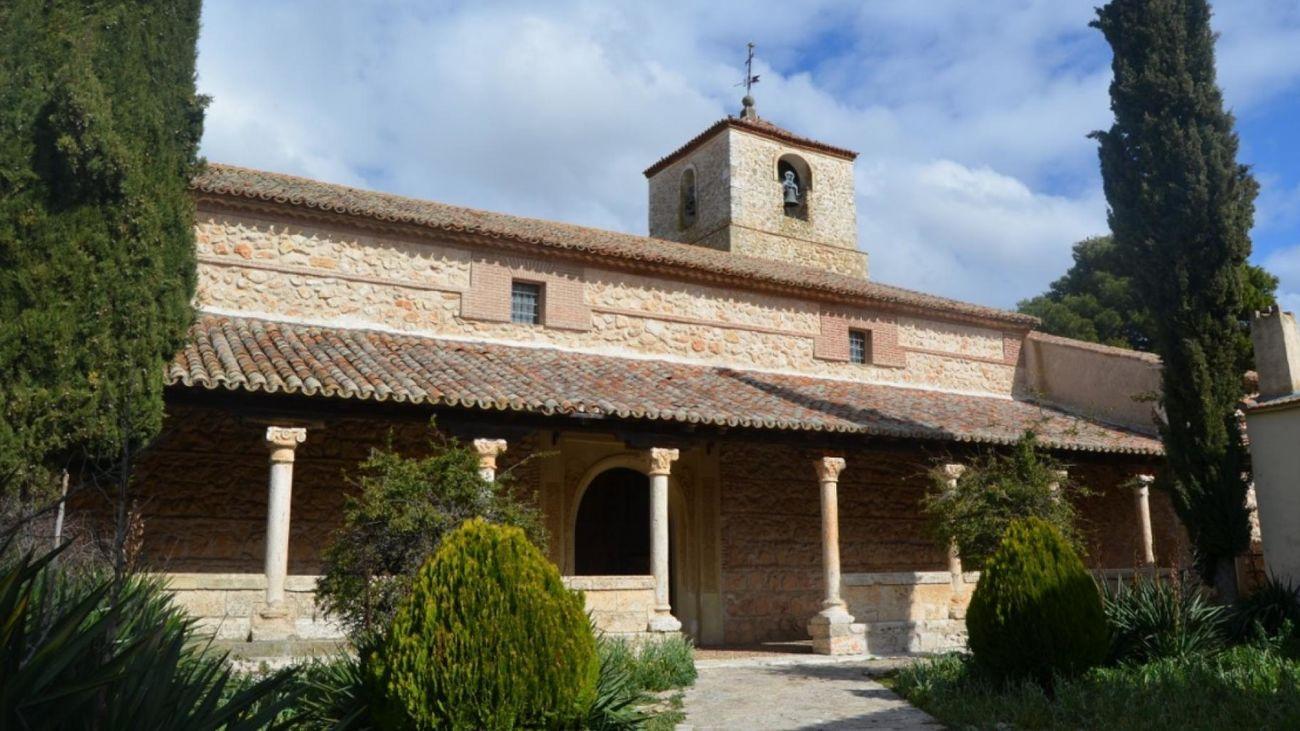 Iglesia parroquial de la Asunción de Nuestra Señora, Pezuela de las Torres