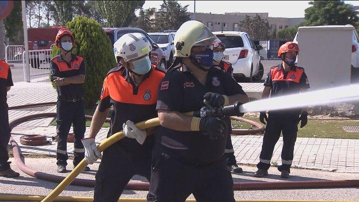 Más de 600 personas se han apuntado el curso de voluntarios de Protección Civil