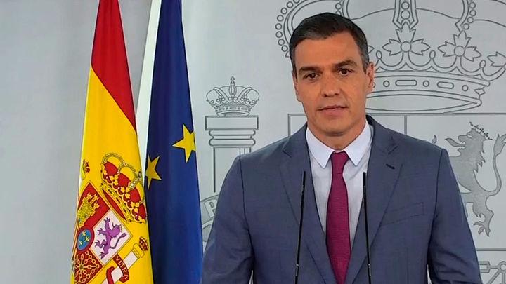 """Sánchez: este será """"el Gobierno de la recuperación"""""""