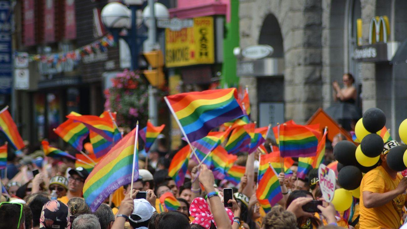 ¿Reconoces todas las banderas LGTBI?