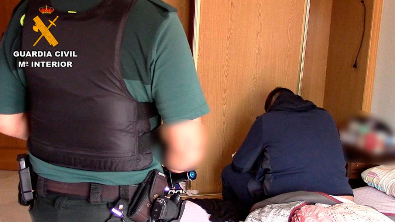 Hay nueve personas detenidas y seis más investigadas