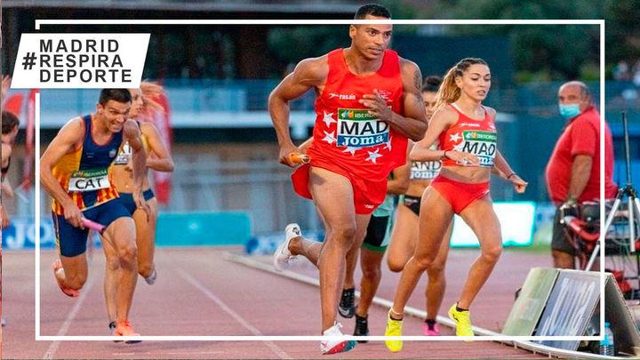 Madrid roza el podio en el Campeonato de Federaciones Autonómicas  de atletismo