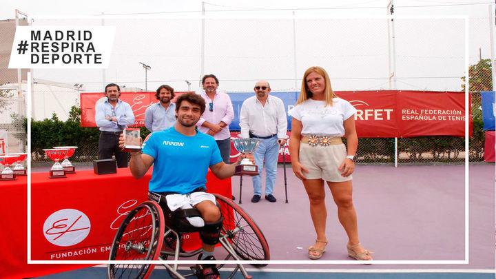 Caverzaschi gana el ITF Fundación Emilio Sánchez Vicario