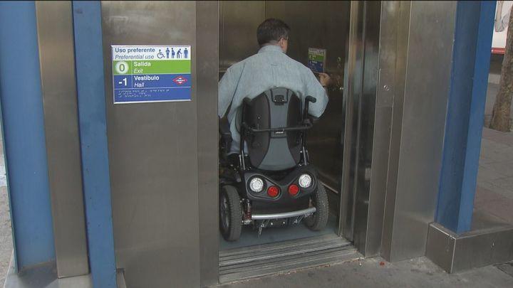 Metro de Madrid tendrá 103 ascensores más y el 82 % de su red alcanzará la accesibilidad