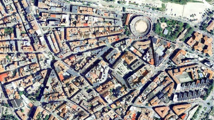 Sanse realiza, por primera vez, una ortofoto digital de su zona urbana