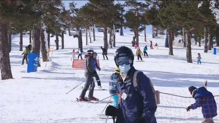 La Estación de esquí de Navacerrada presenta alegaciones contra el cierre