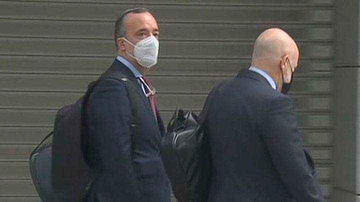 Francisco Martínez niega al juez de 'Kitchen' que acudiera a Génova a una reunión con Rajoy