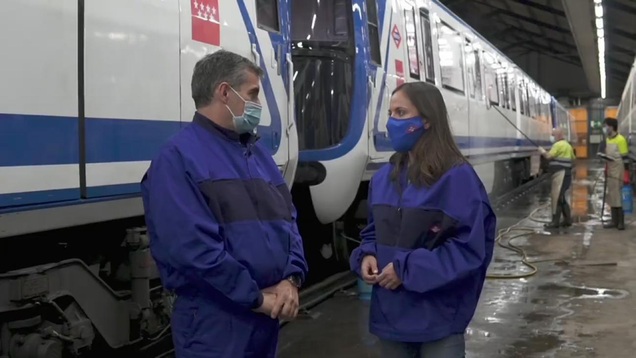 ¿Qué es lo más raro que se han encontrado los limpiadores de metro?