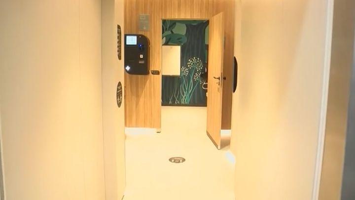 Con ducha, tocador y experiencia de vapor: así serán los nuevos baños premium de Atocha