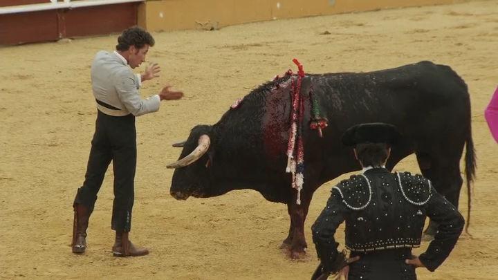 Diego Ventura y Leonardo, gran tarde de rejoneo en Soria