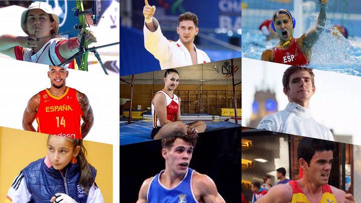 Estos son los 44 deportistas madrileños que estarán en los Juegos de Tokio