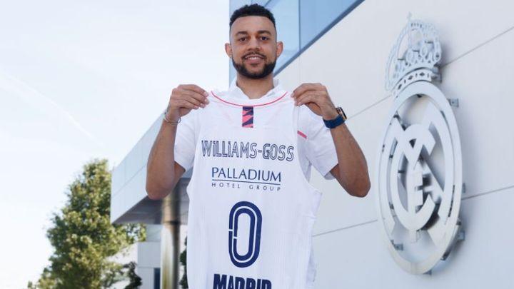 El Real Madrid hace oficial el fichaje del base Williams-Goss