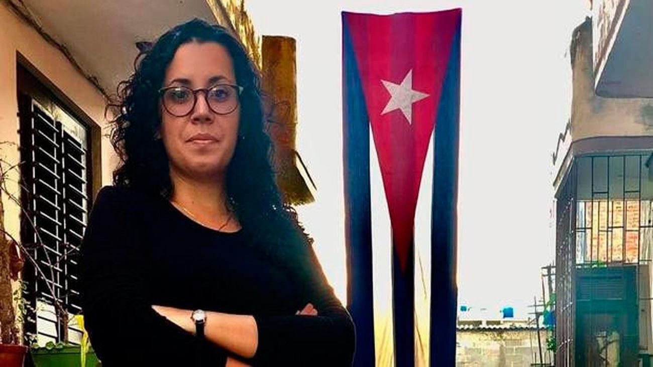 Detenida Camila Acosta, la corresponsal de ABC en Cuba