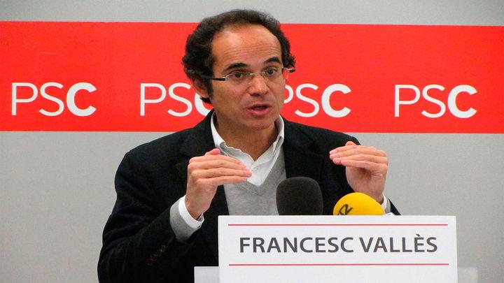 El exdiputado del PSC Francesc Vallés será el nuevo secretario de Estado de Comunicación