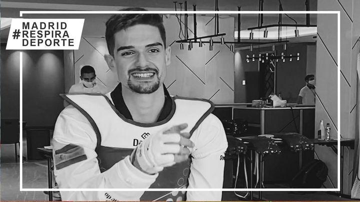 """Javier Pérez: """"Voy a los Juegos con garantías de aspirar a todo"""""""