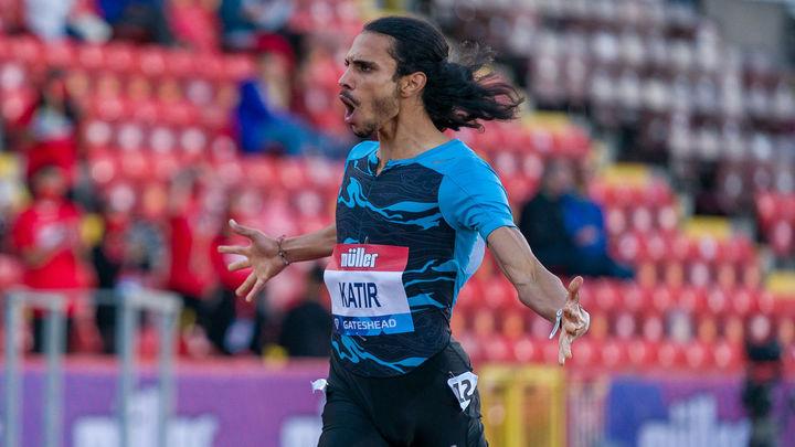 Mohamed Katir, la nueva estrella del atletismo español