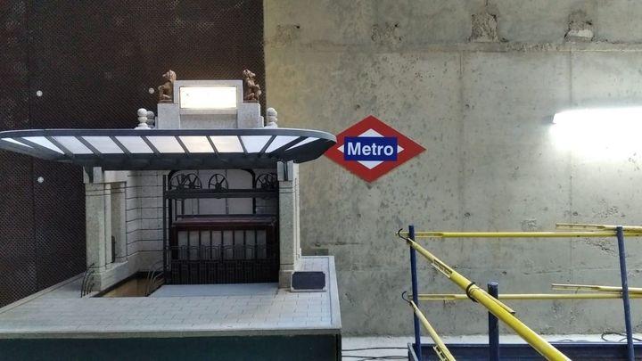 Lista para su reapertura la estación de Metro de Gran Vía tras años de obras