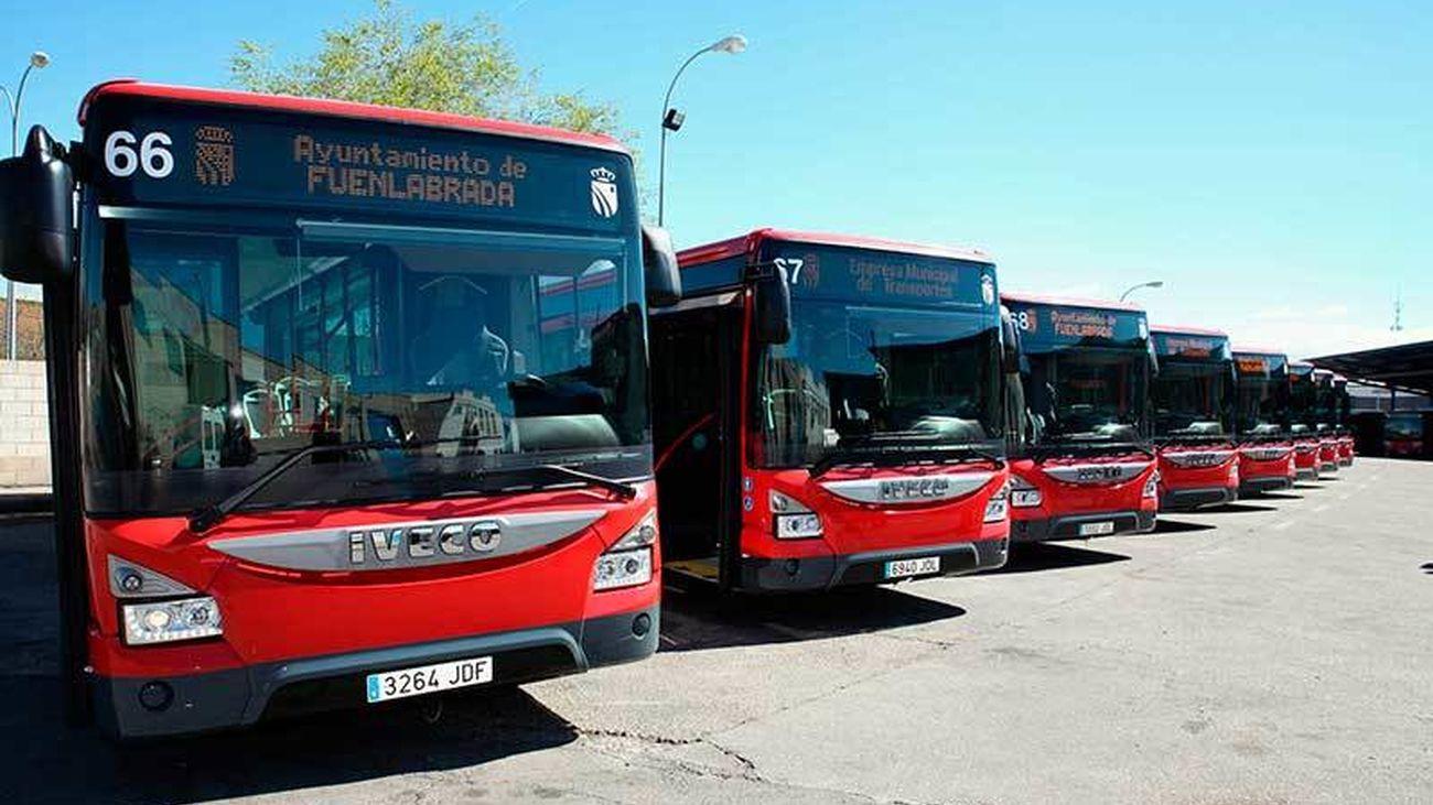 Autobuses de la EMTF