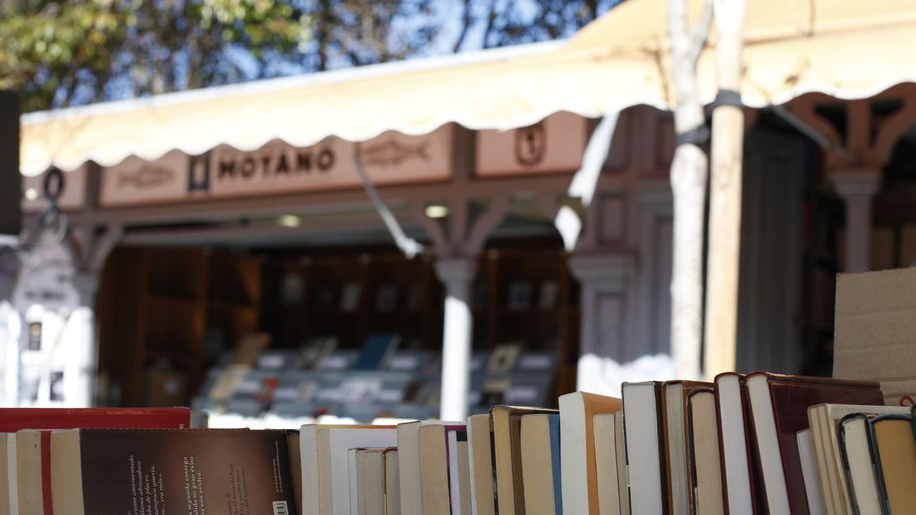 Librería de la Cuesta Moyano