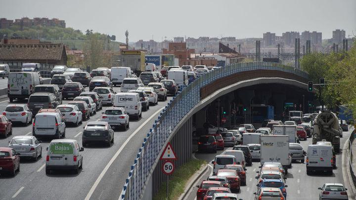 La demolición del Scalextric de Puente de Vallecas comenzará antes de fin de año