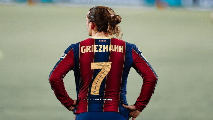 El Atlético, ante la oportunidad de Griezmann