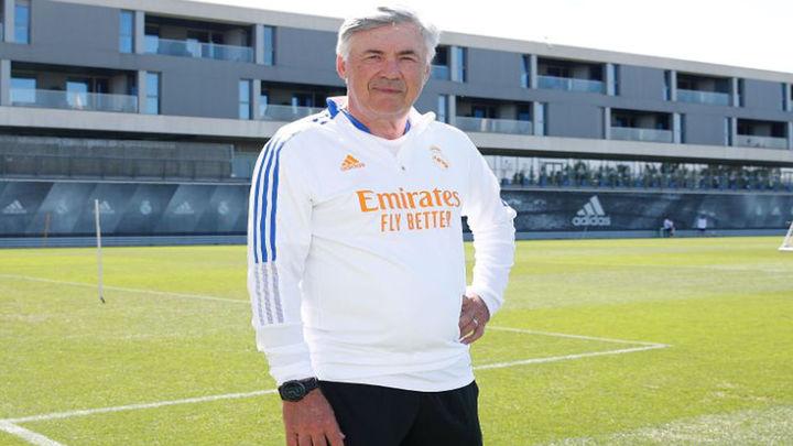 """Ancelotti: """"Tenemos que jugar un fútbol enérgico y con intensidad"""""""