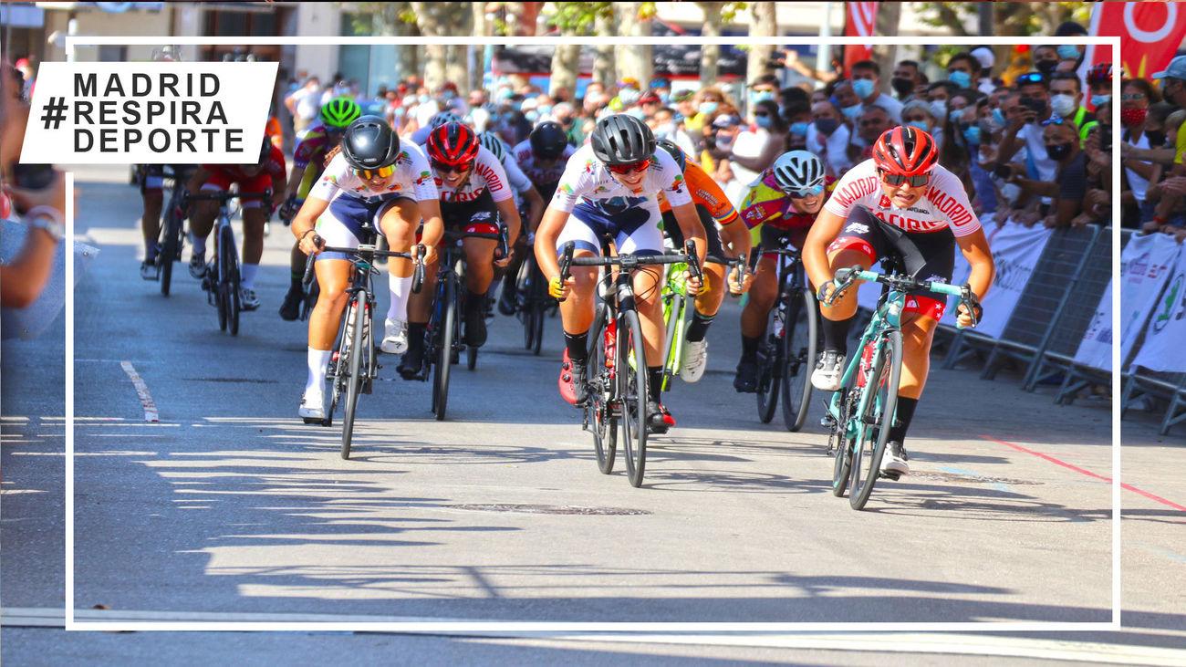 Ciclistas junior