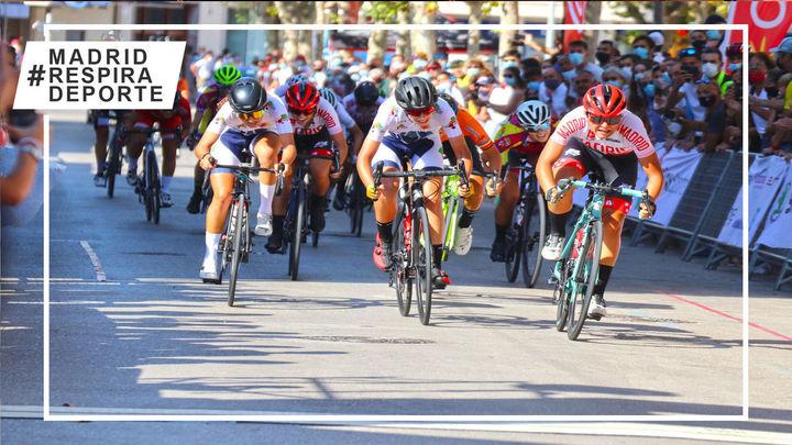 Cadalso de los Vidrios y San Martín de Valdeiglesias, sedes del Campeonato de España Junior de ciclismo