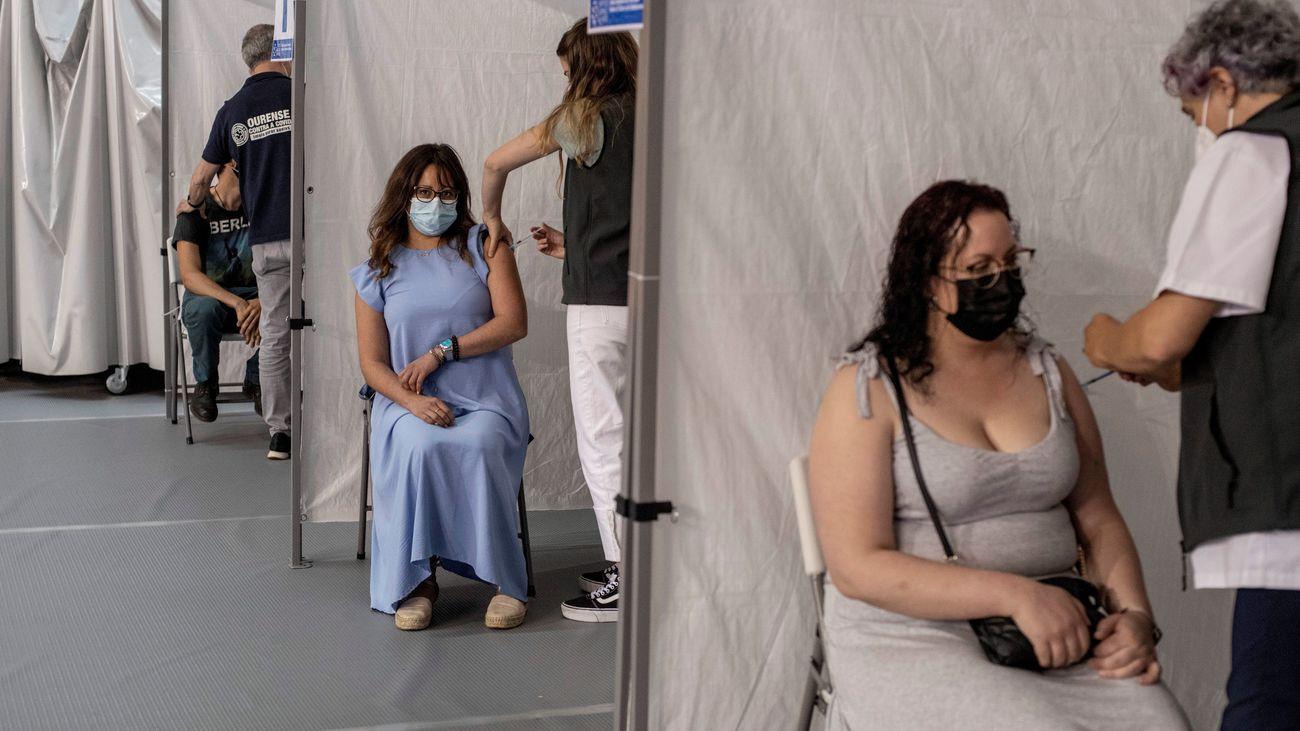 Radiografía de la vacunación en Madrid en estos primeros días de agosto
