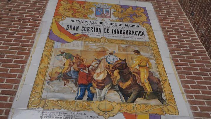 Cuántas plazas de toros tuvo Madrid antes de Las Ventas