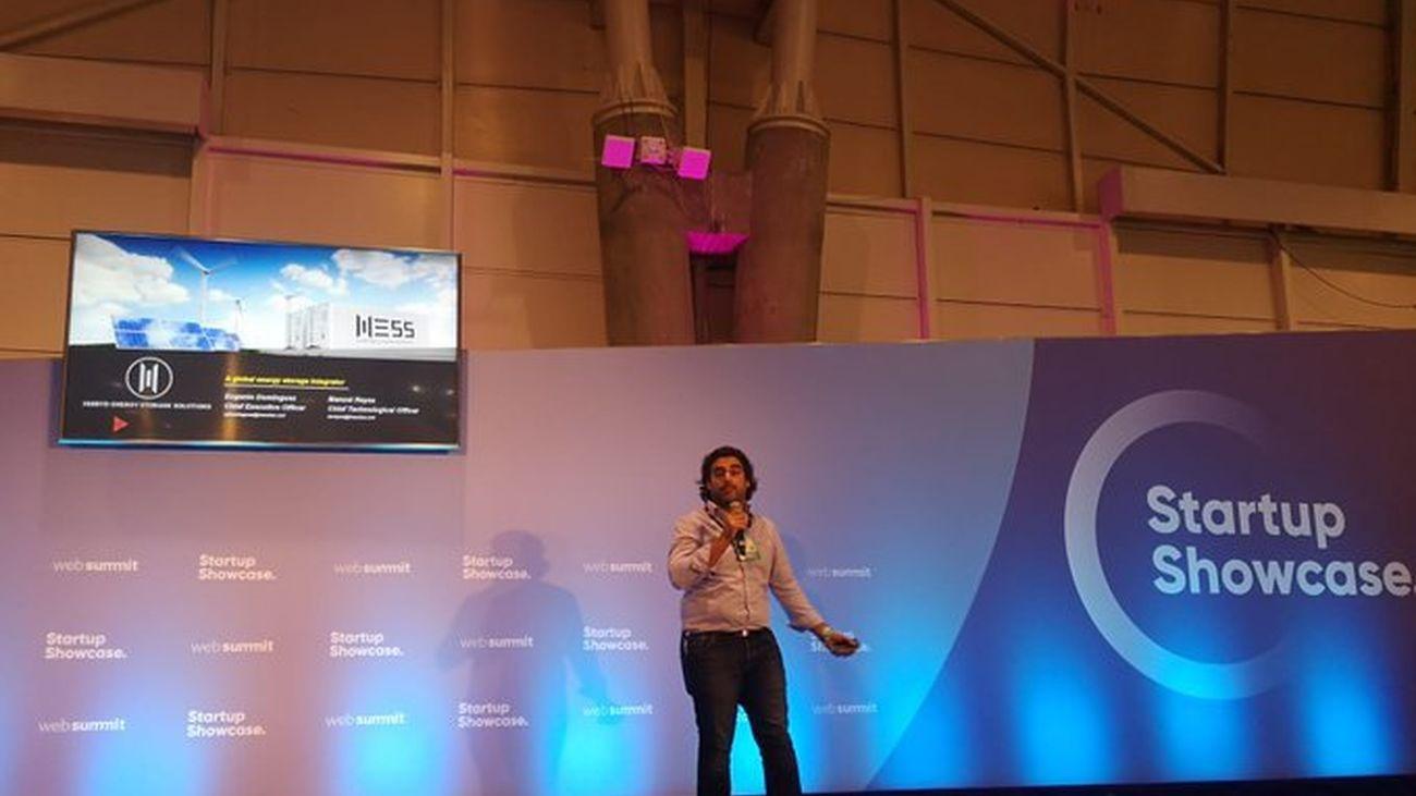 HESStec, la startup que aporta soluciones al almacenamiento de energía eléctrica